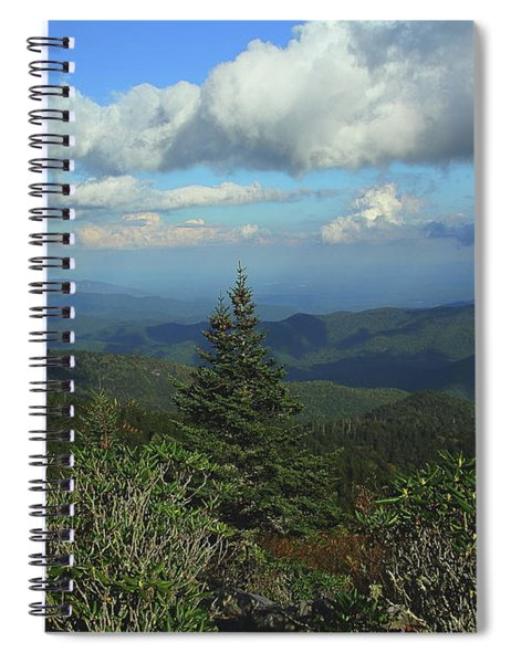 Good Place To Ponder Spiral Notebook