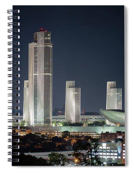 Goodnight Albany Spiral Notebook