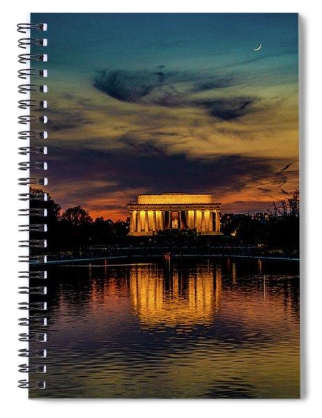 Goodnight Washington Spiral Notebook