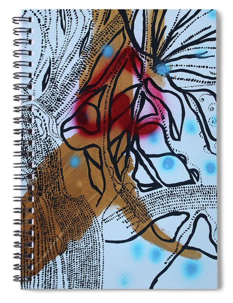 Got My Eye Set On You View One Spiral Notebook