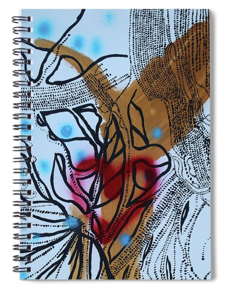 Got My Eye Set On You View Two Spiral Notebook