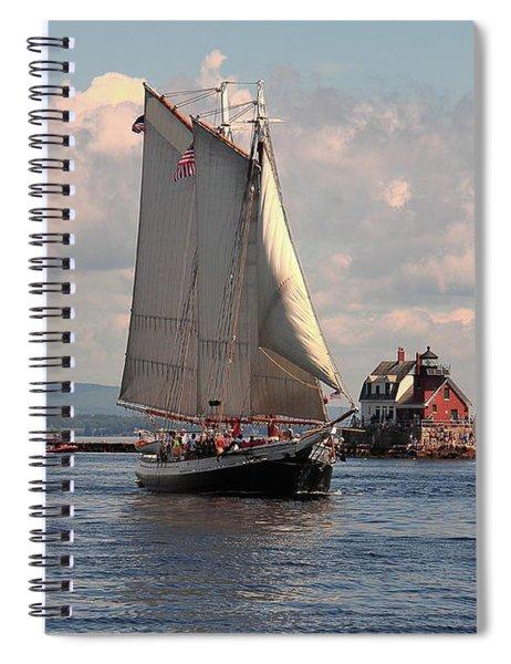 Grace Bailey Spiral Notebook