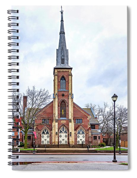 Grace Methodist Church 1888 Spiral Notebook