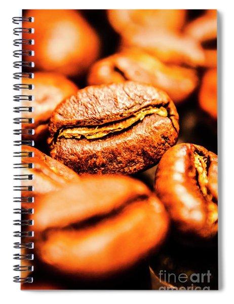 Grainy Spiral Notebook