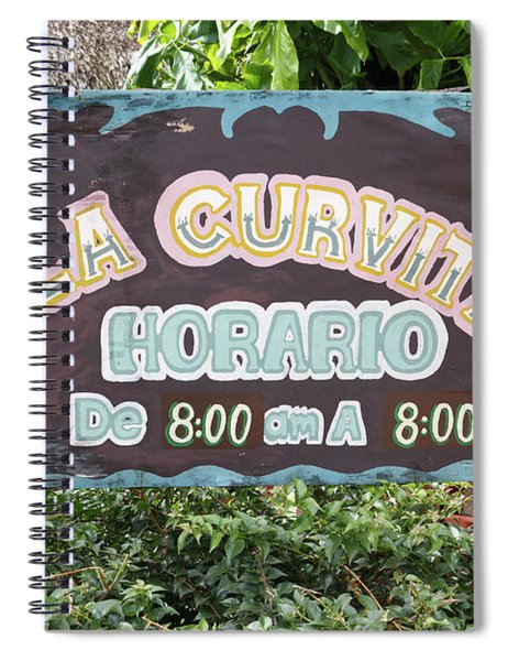 Grand Memory  Spiral Notebook