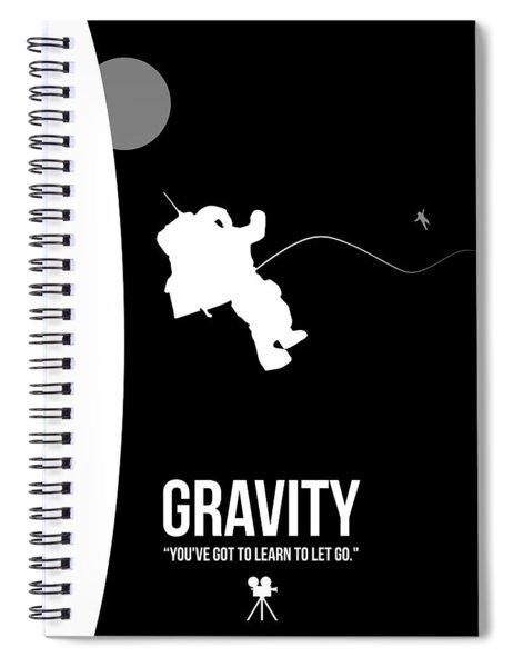 Gravity Spiral Notebook