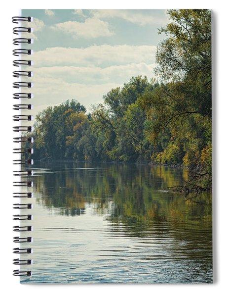 Great Morava River Spiral Notebook