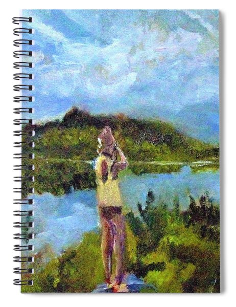 Great View Spiral Notebook