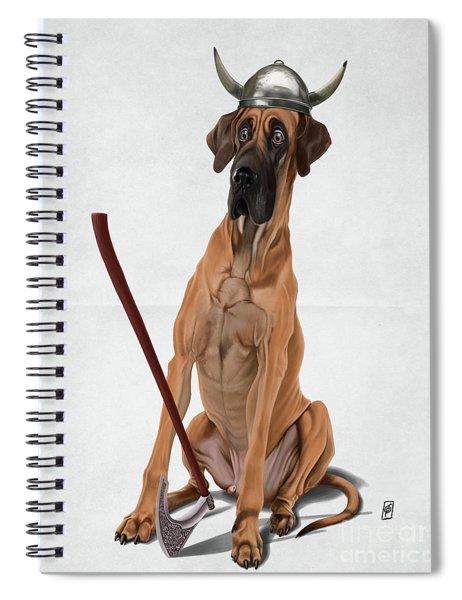 Great Wordless Spiral Notebook