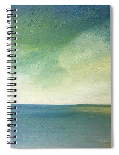 Green Day Spiral Notebook