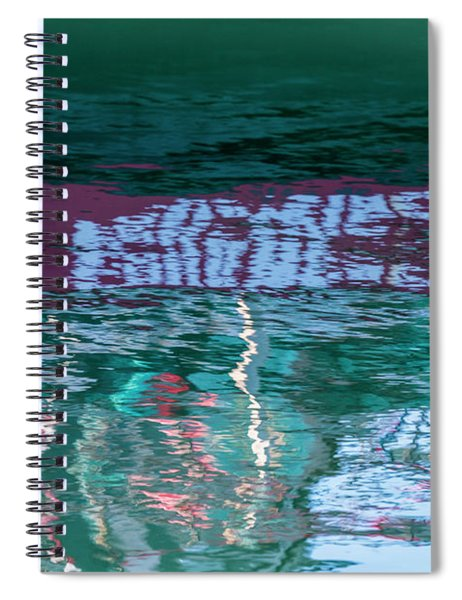Greener Pastures Spiral Notebook