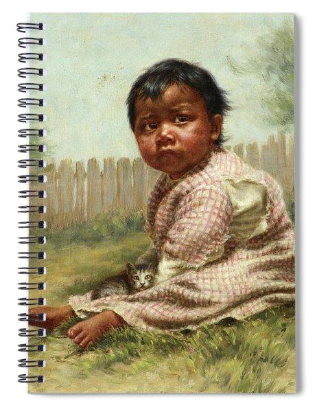 Greenie, 1896 Spiral Notebook