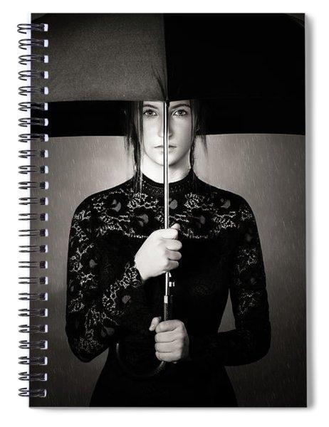 Grieving Spiral Notebook