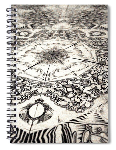 Grillo 2 Spiral Notebook