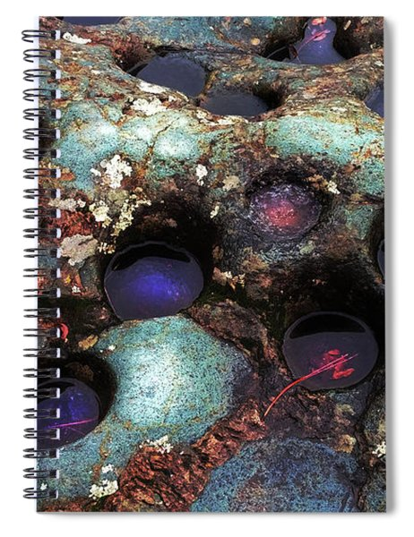 Grinding Rock Spiral Notebook