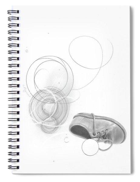Ground Work No. 4 Spiral Notebook