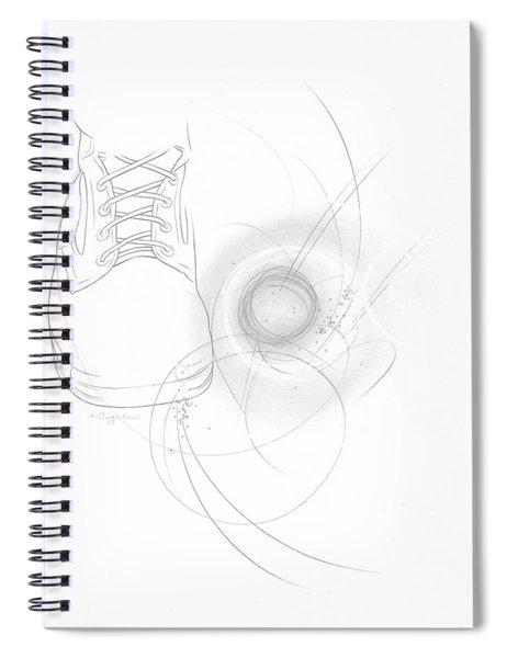 Ground Work No. 5 Spiral Notebook
