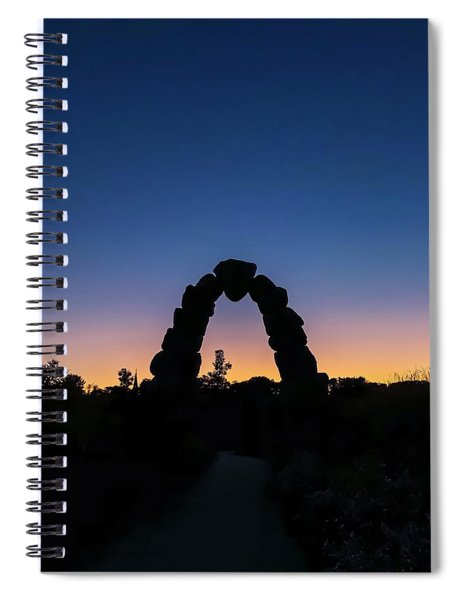 Gsther Hope Here Spiral Notebook