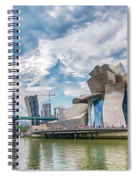 Guggenheim Museum 1 Spiral Notebook