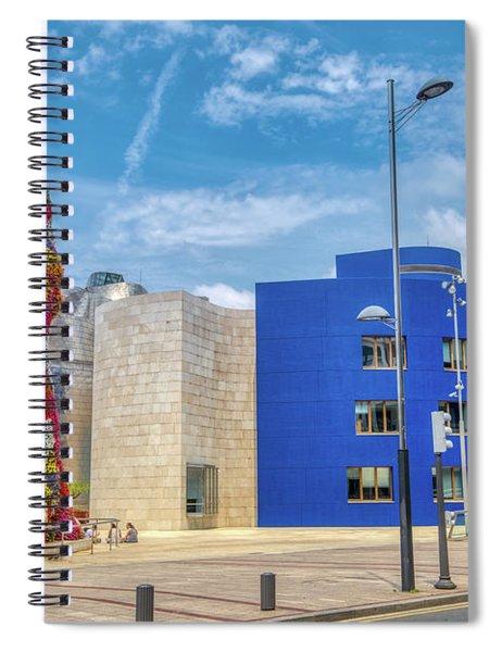 Guggenheim Museum 2 Spiral Notebook