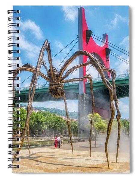 Guggenheim Museum 3 Spiral Notebook