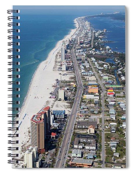 Gulf Shores 7124n Spiral Notebook