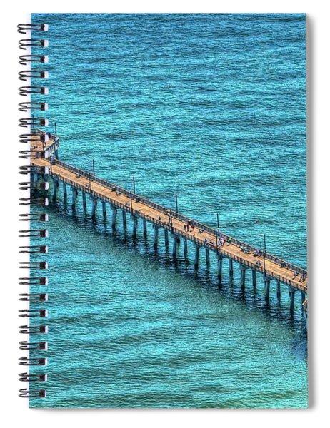 Gulf State Park Pier Spiral Notebook
