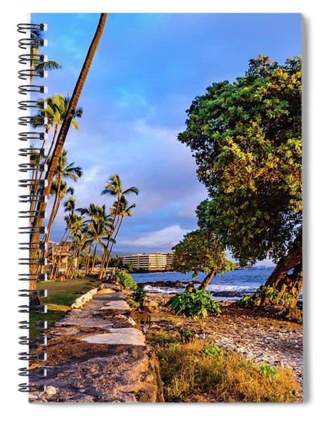 Hale Halawai Park Spiral Notebook