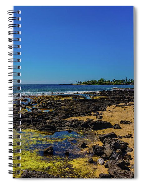 Hale Halawai Tide Pool Spiral Notebook