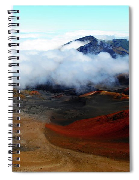 Haleakala Crater Spiral Notebook