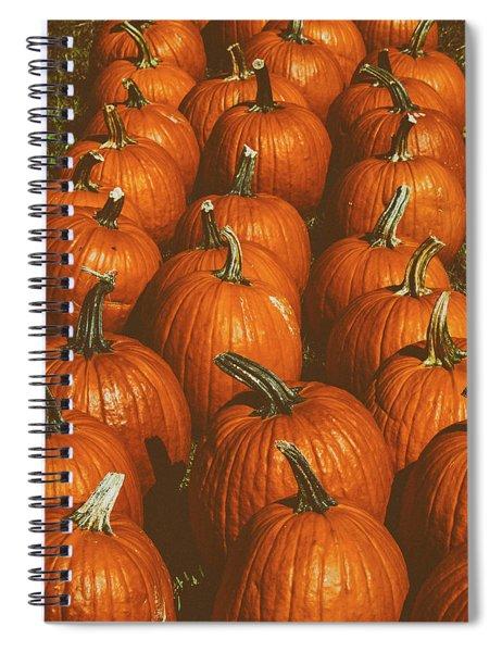 Halloween Harvest - 2 Spiral Notebook