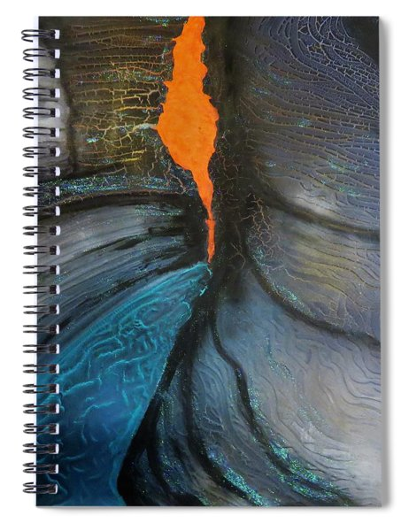 Hancock Gorge Spiral Notebook