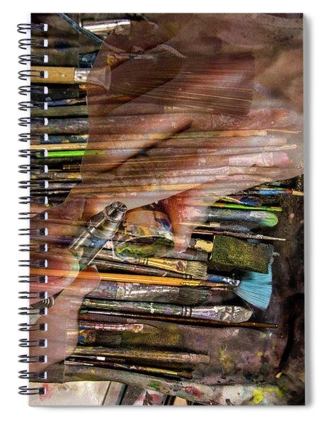 Handy Tools Spiral Notebook
