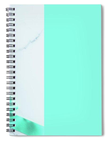 Hello Holiday V Spiral Notebook