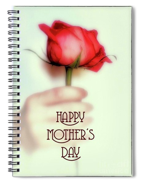 Happy Mother's Day Spiral Notebook