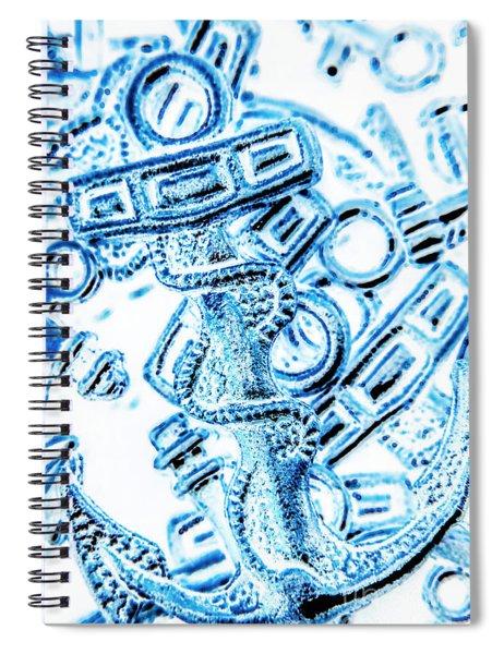 Harbour Hook Spiral Notebook