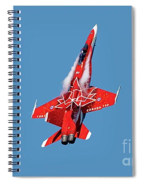 Hard Climb Spiral Notebook