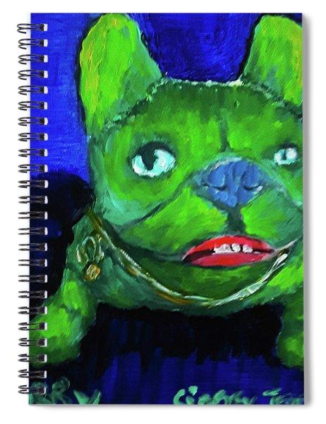 Harry Spiral Notebook