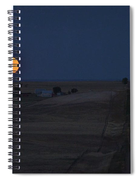 Harvest Moon 2 Spiral Notebook
