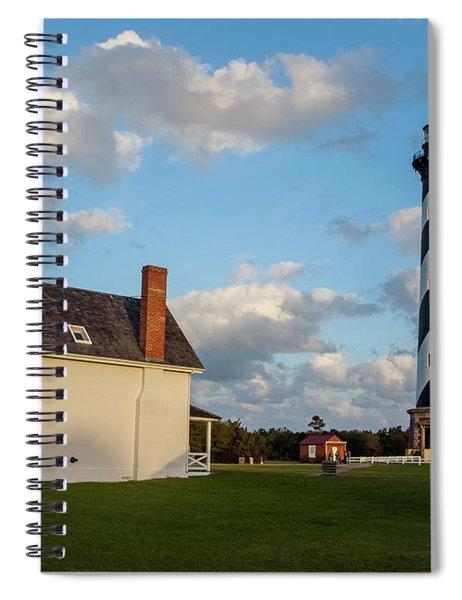 Hatteras Lighthouse No. 2 Spiral Notebook