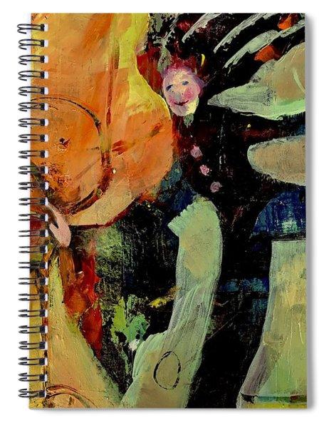 Having Fun Spiral Notebook