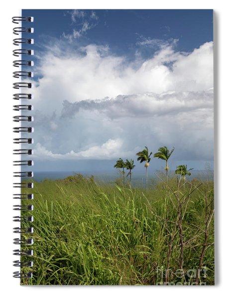 Hawaii Big Island Spiral Notebook