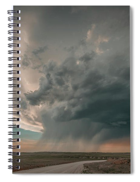 Hay Springs Ne Supercell Spiral Notebook