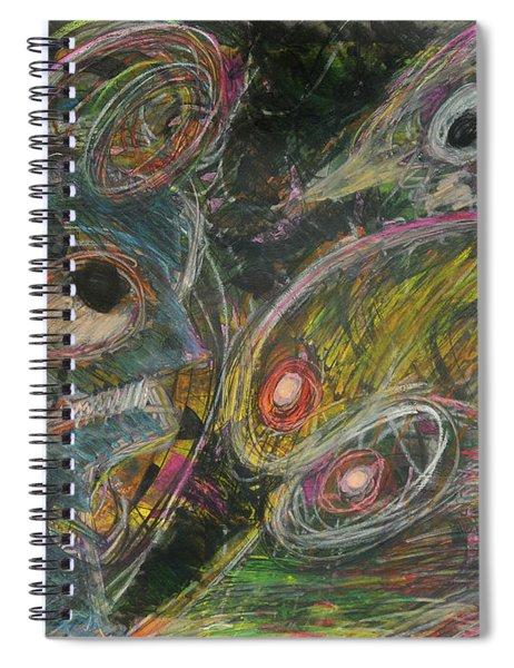 He Met Her Spiral Notebook