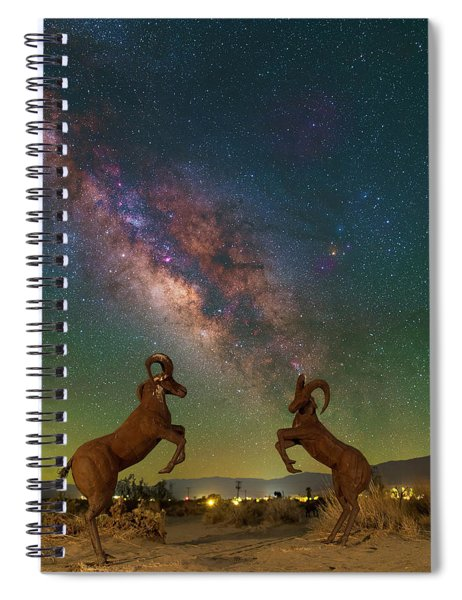 Head To Head With The Galaxy Spiral Notebook