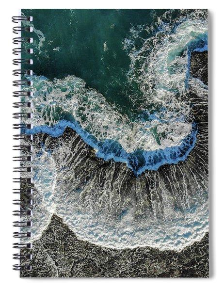 Heart Flash Spiral Notebook