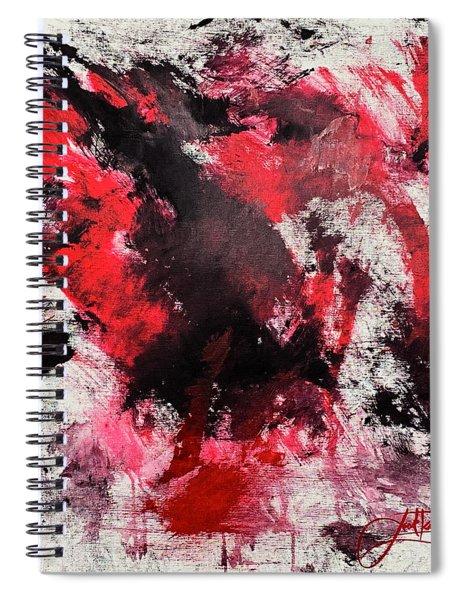 Heartbreak Spiral Notebook