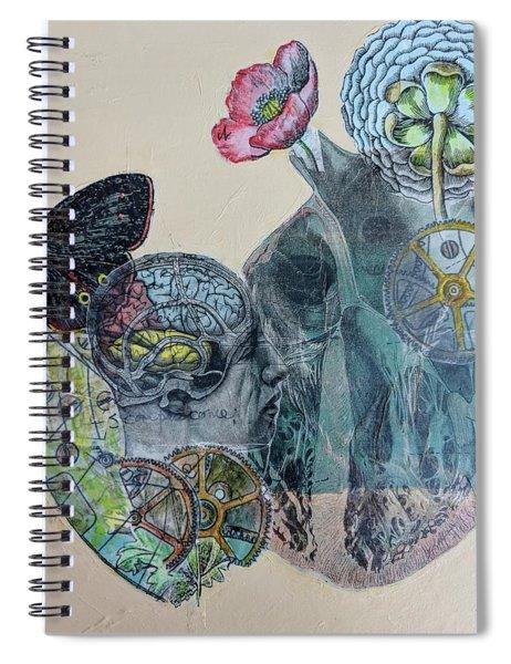Heartsong Spiral Notebook