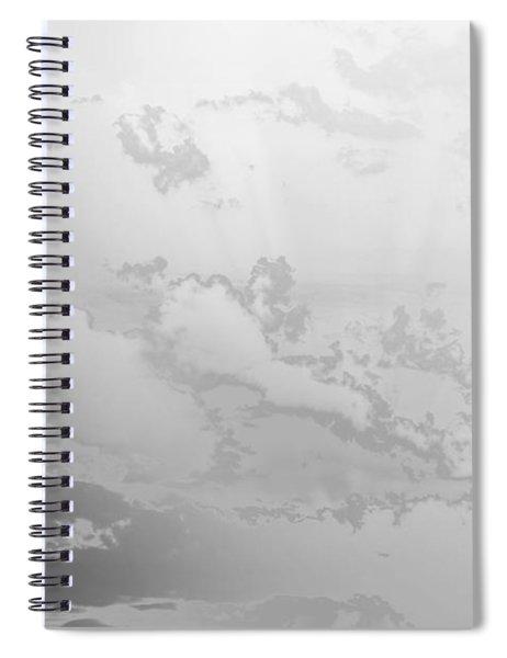 Heaven IIi Spiral Notebook