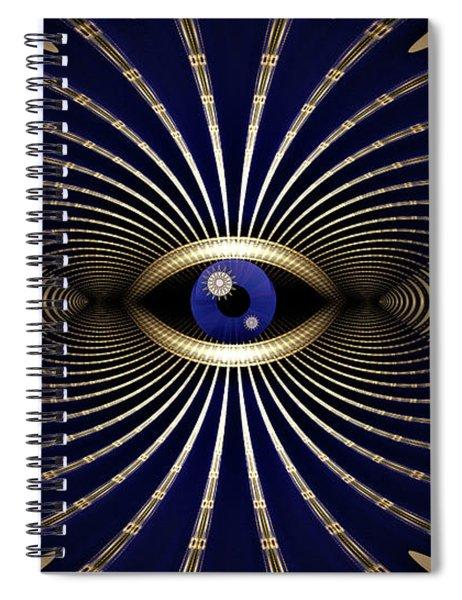 Hebrews Spiral Notebook